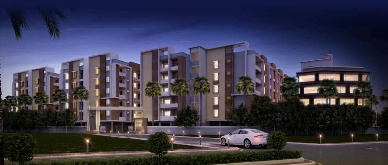 Images for Elevation of Sri Maruthi Builders And Developers Elite