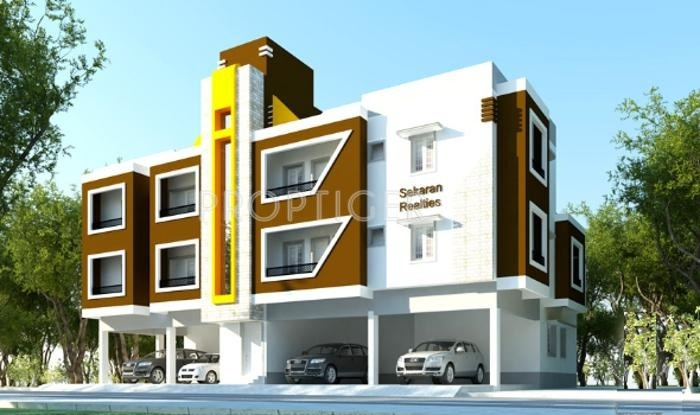 Images for Elevation of Sekaran Canary Hill