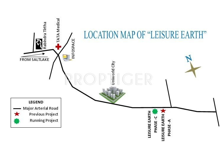 Images for Location Plan of LCCRPL Leisure Earth