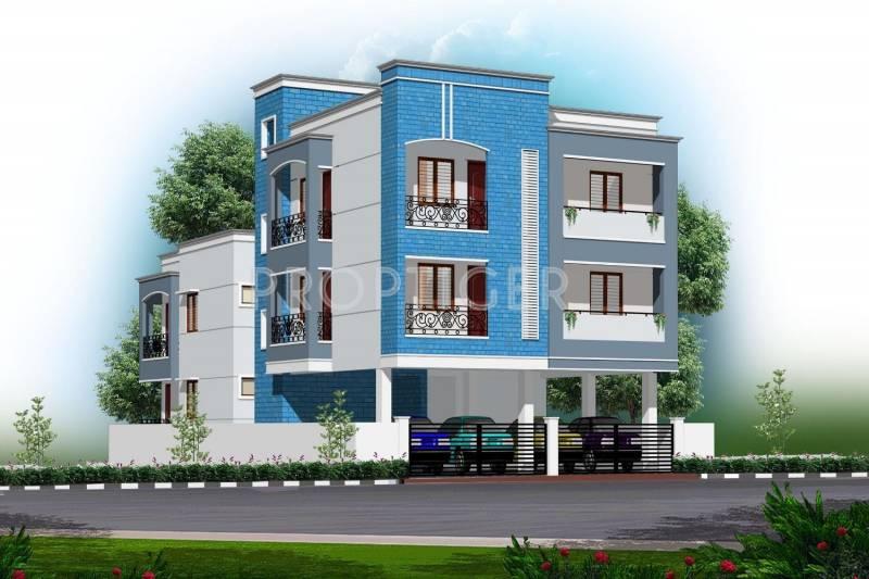 Images for Elevation of Amudha Amurtha