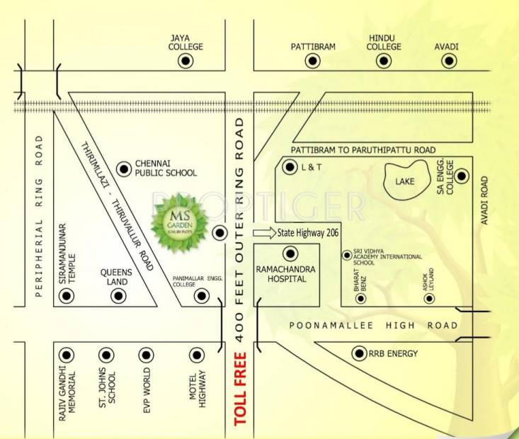 Images for Location Plan of MS MS Garden