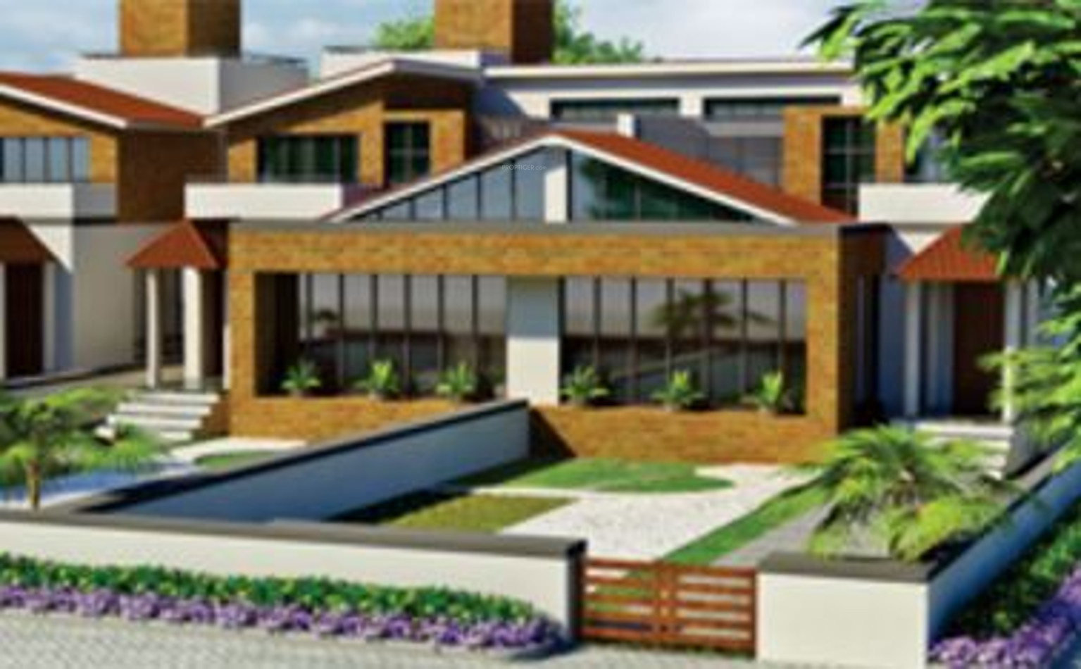 Ramz The Dream Sity Villas In Manor Mumbai Price