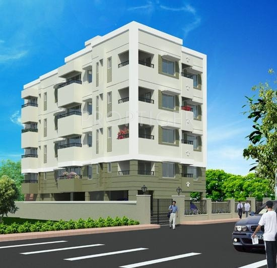 Images for Elevation of Priyadarshini Mariegold Apartments