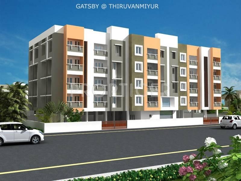 Images for Elevation of Ramaniyam Real Estates Gatsby