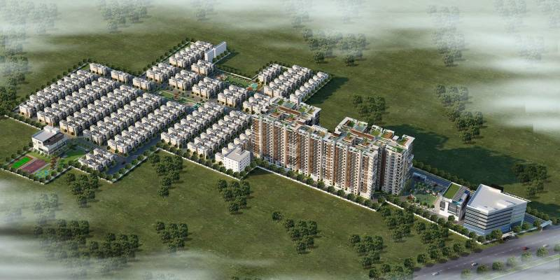 Images for Elevation of Sahiti Sudheshna Alpine Heights