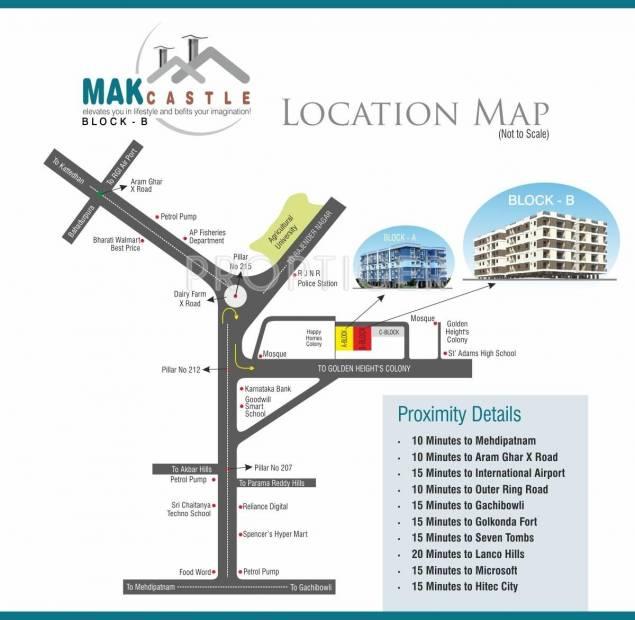Images for Location Plan of MAK Castle