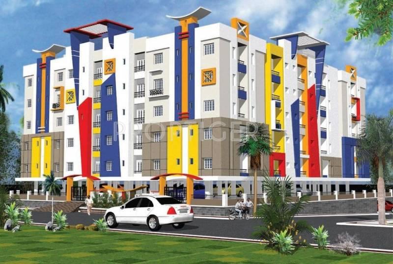 Images for Elevation of Samskruthi Foundations Samskruthi Prangan