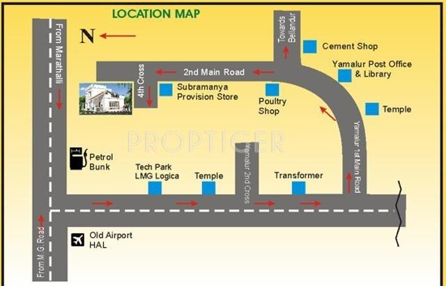 Nandi Constructive SUNSHINE C Location Plan