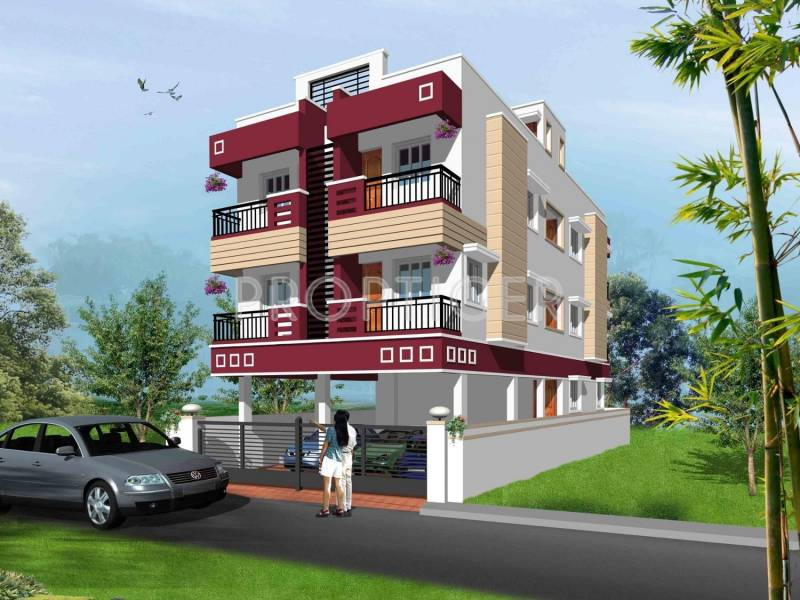 Images for Elevation of Hi Chitrakala