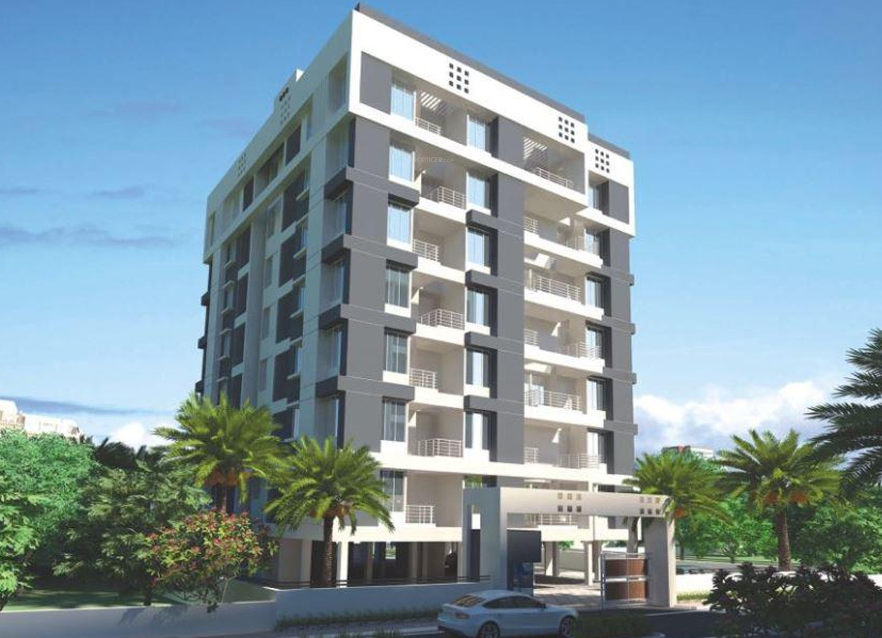 540 Sq Ft 1 Bhk 1t Apartment For Sale In Pruthvi