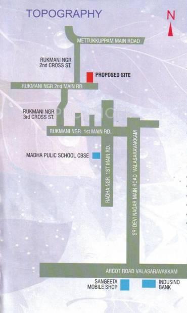 Images for Location Plan of Hi Shravan