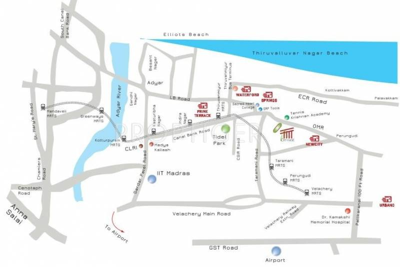 Images for Location Plan of Appaswamy Cityside