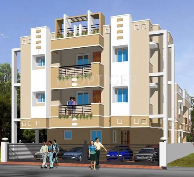 Anu Builders Krishnaveni Flats