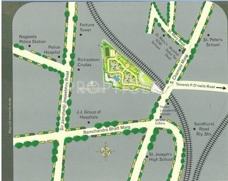 Images for Location Plan of Atul Wallace Fortuna