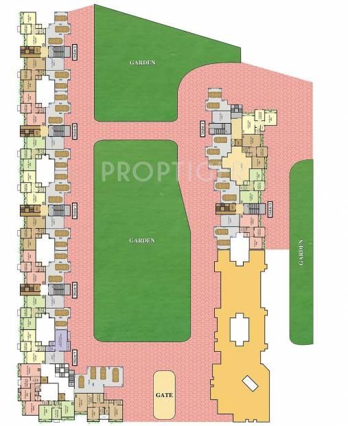 Images for Cluster Plan of Shantee Sunshine Hills