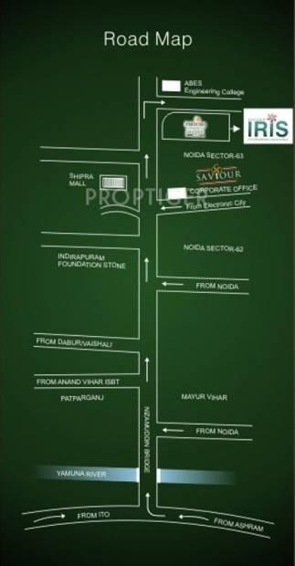 Images for Location Plan of Saviour Iris