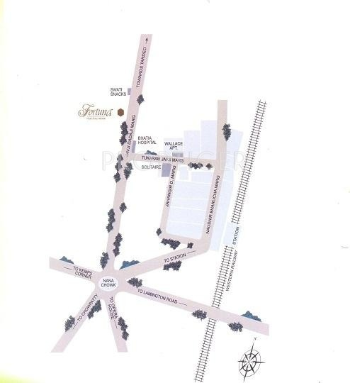 Images for Location Plan of Atul Fortuna