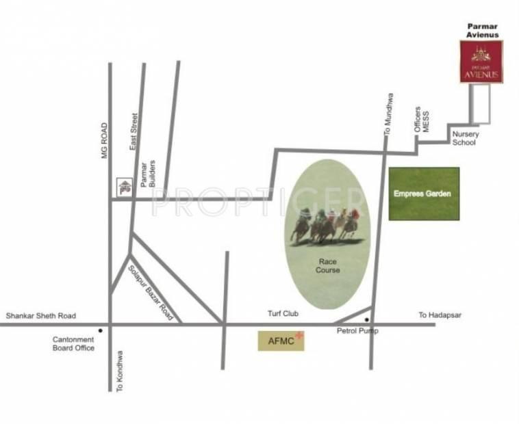 Images for Location Plan of Parmar Avienus
