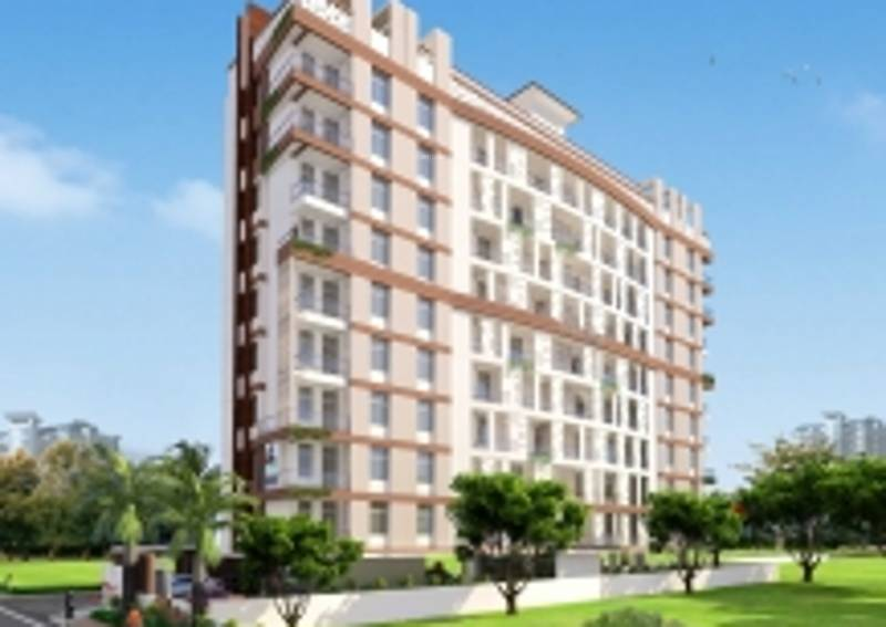 Images for Elevation of Shree Ram Rajdeep Heights