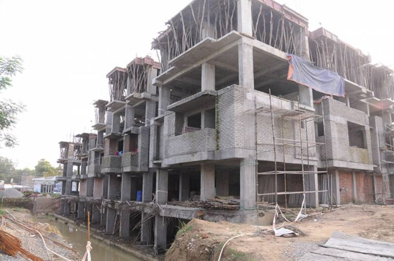 Images for Construction Status of Rudra Buddha Enclave