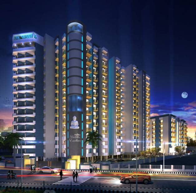 Images for Elevation of Rudra Buddha Enclave