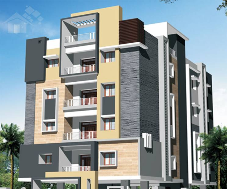 Images for Elevation of Maruthi Heights