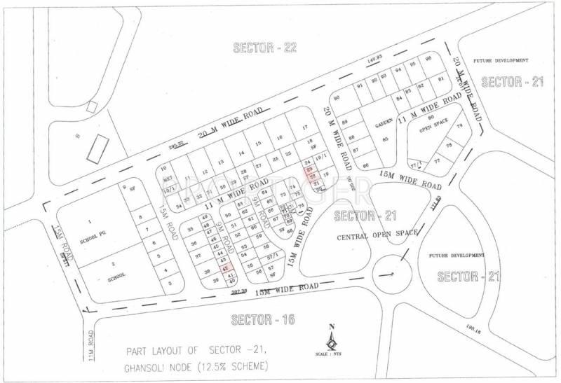 Images for Location Plan of Hemrajani Om Iris