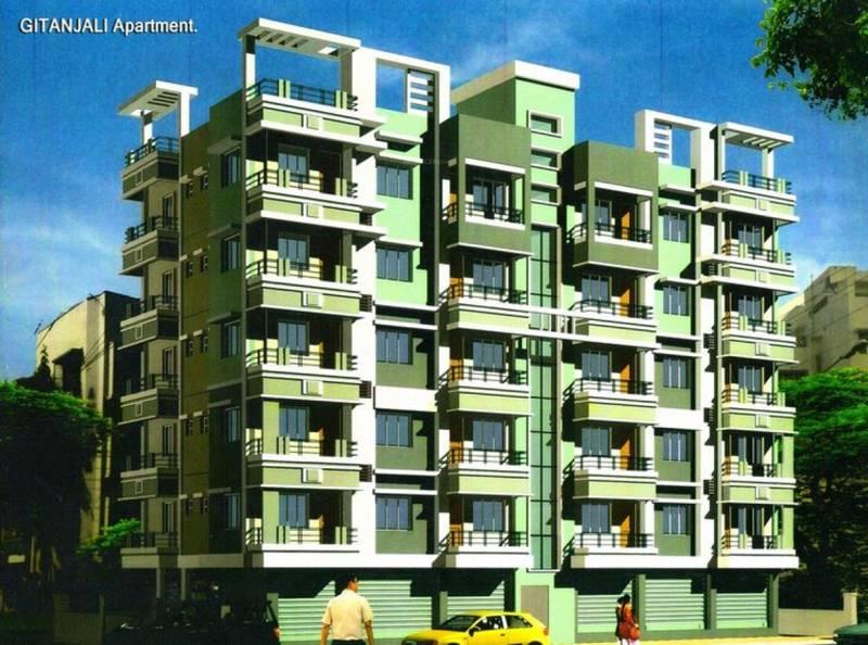 gitanjali-apartment Images for Elevation of BK Gitanjali Apartment