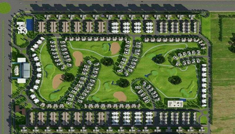 Images for Master Plan of The Hemisphere Golf Suites