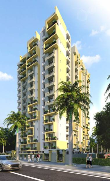Images for Elevation of Rudra Real Estate Aishwaryam