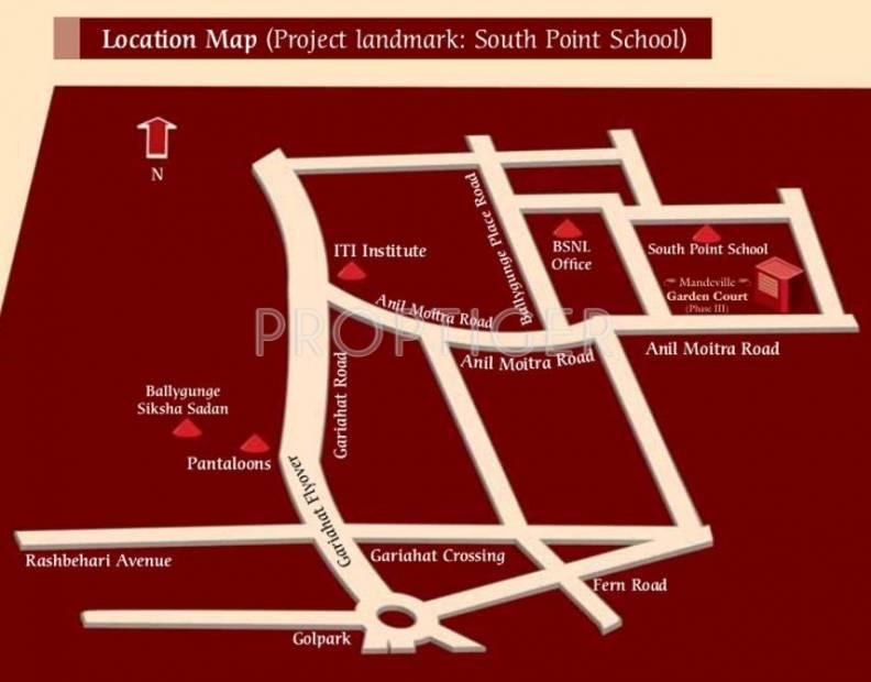Images for Location Plan of Sashwaat Mandeville Garden Court 3