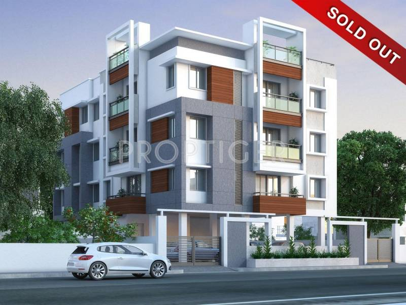 Images for Elevation of Firm Sai Vaishnavi