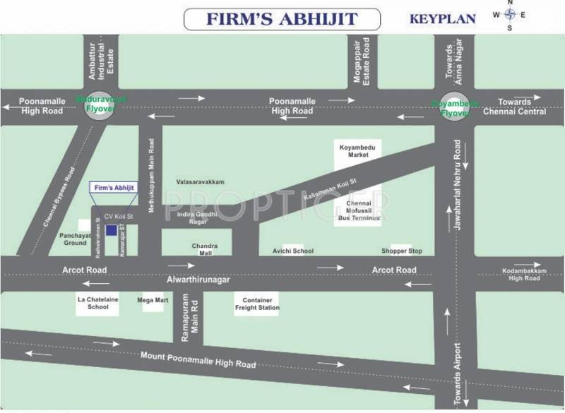 Images for Location Plan of Firm Abhijit