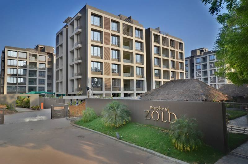 Images for Elevation of Siddhraj Zold