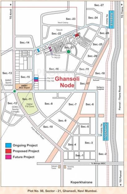 Images for Location Plan of Shree Ramtanu Shree Ganesh