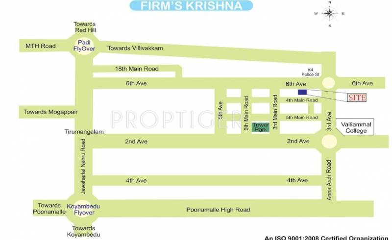Images for Location Plan of Firm Krishna