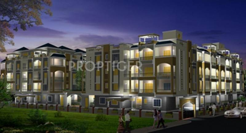 Images for Elevation of Keerthi Residency