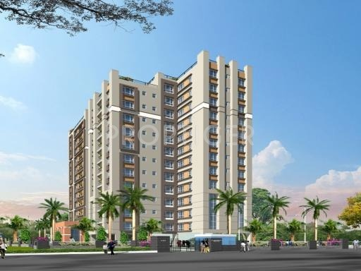 Images for Elevation of SY New Alipore Heights