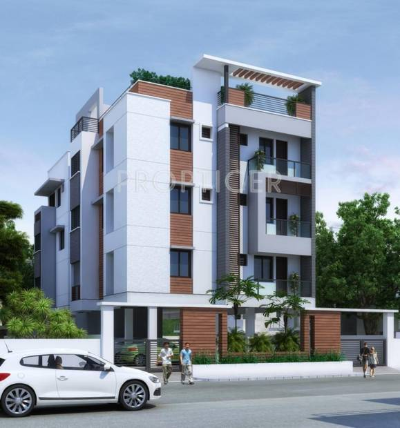 Images for Elevation of Firm Ragupathi
