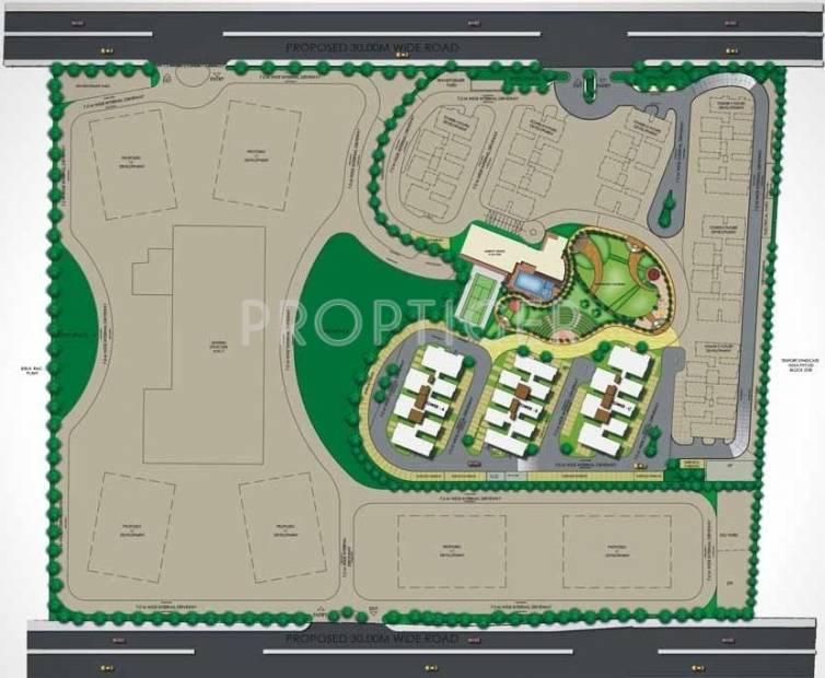 Images for Master Plan of Raheja Vistas