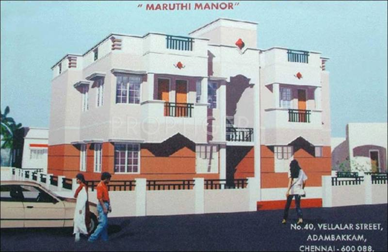 Kanakadhara Housing Maruthi Manor