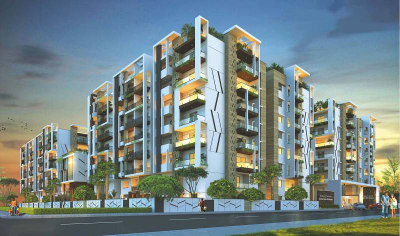 Images for Elevation of Creative Koven Udaya Cresent