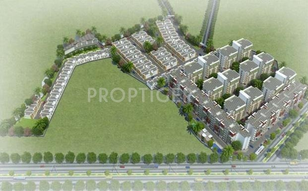 Images for Elevation of Fortune Soumya Heritage