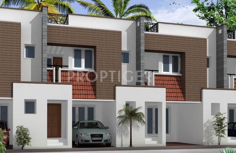 Image Of Swimming Pool Of Annai Ananyaa Gardens Phase 2 Villas Tiruvottiyur Chennai