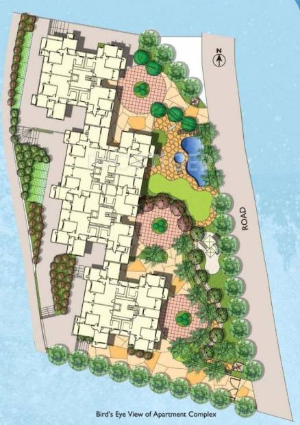 Images for Layout Plan of Umiya Solicitude