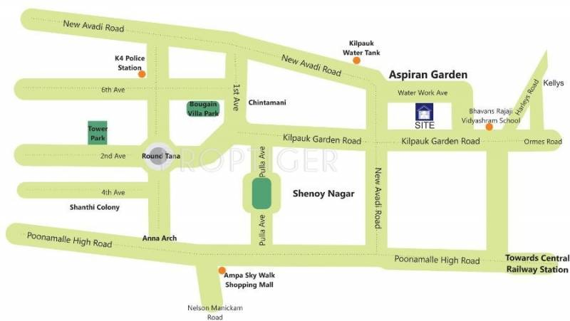 Images for Location Plan of Firm Alora
