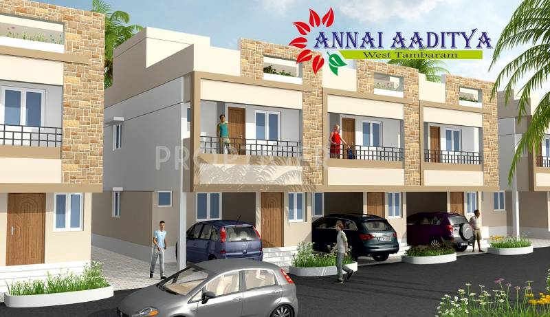 Images for Elevation of Annai Aaditya