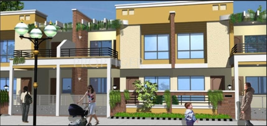 2000 Sq Ft 3 Bhk 3t Villa For Sale In Fortune Builders Pride Extension Shahpura Bhopal