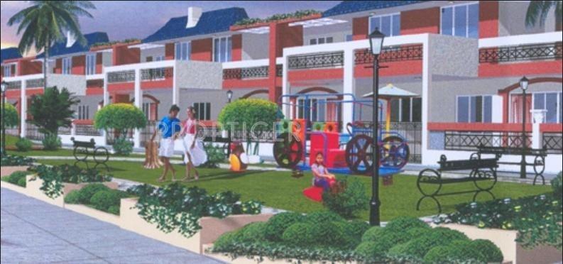 1715 Sq Ft 3 Bhk 3t Villa For Sale In Fortune Builders Prestige Shahpura Bhopal