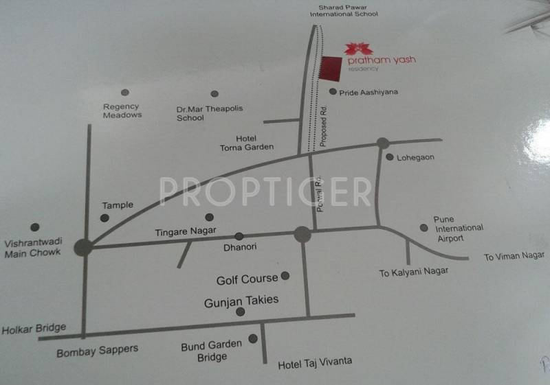Images for Location Plan of  Residency
